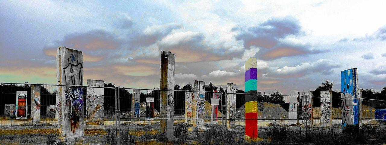 My Fuckin Berlin Wall Painting The Traveler - 2015 EyeEm Awards The Great Outdoors - 2015 EyeEm Awards Eyem Best Shots AntiM