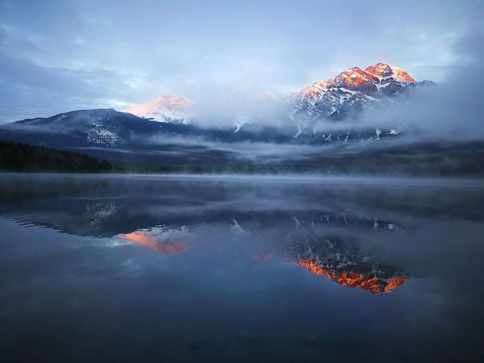 @pyramid Lake Jasper