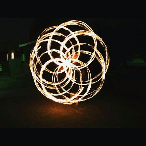 Firetwirling