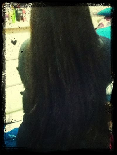 That Long Hair Of Mine . <3