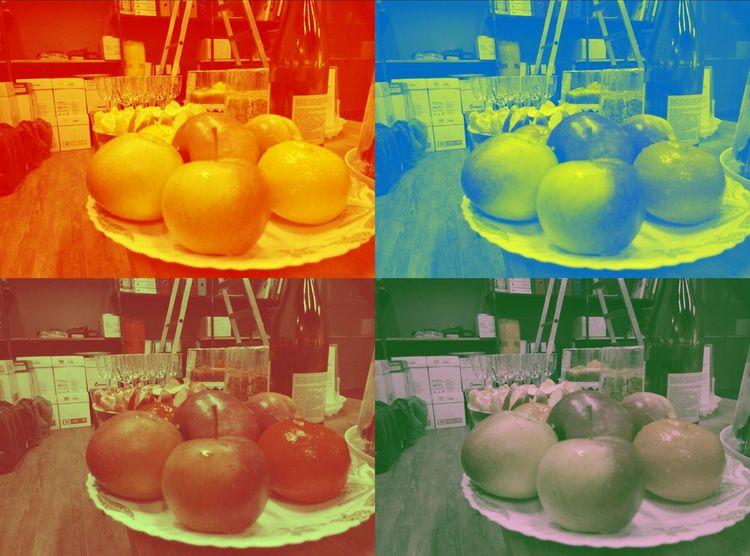 Popular Pop-art Pop Art Art Colorful Colors Apples