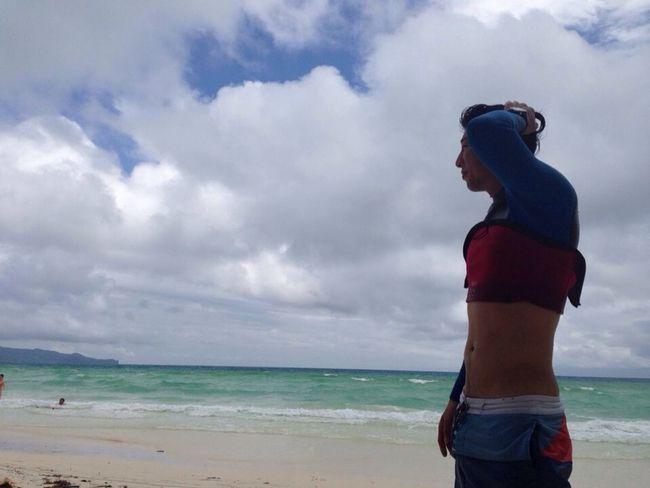 Travel Boracay Enjoying Life