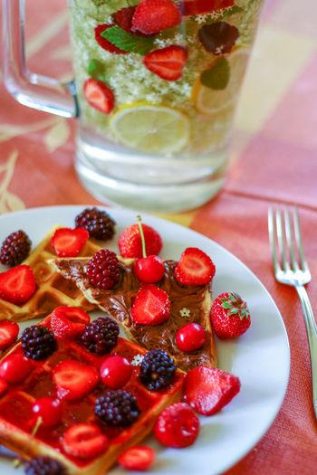 For dessert