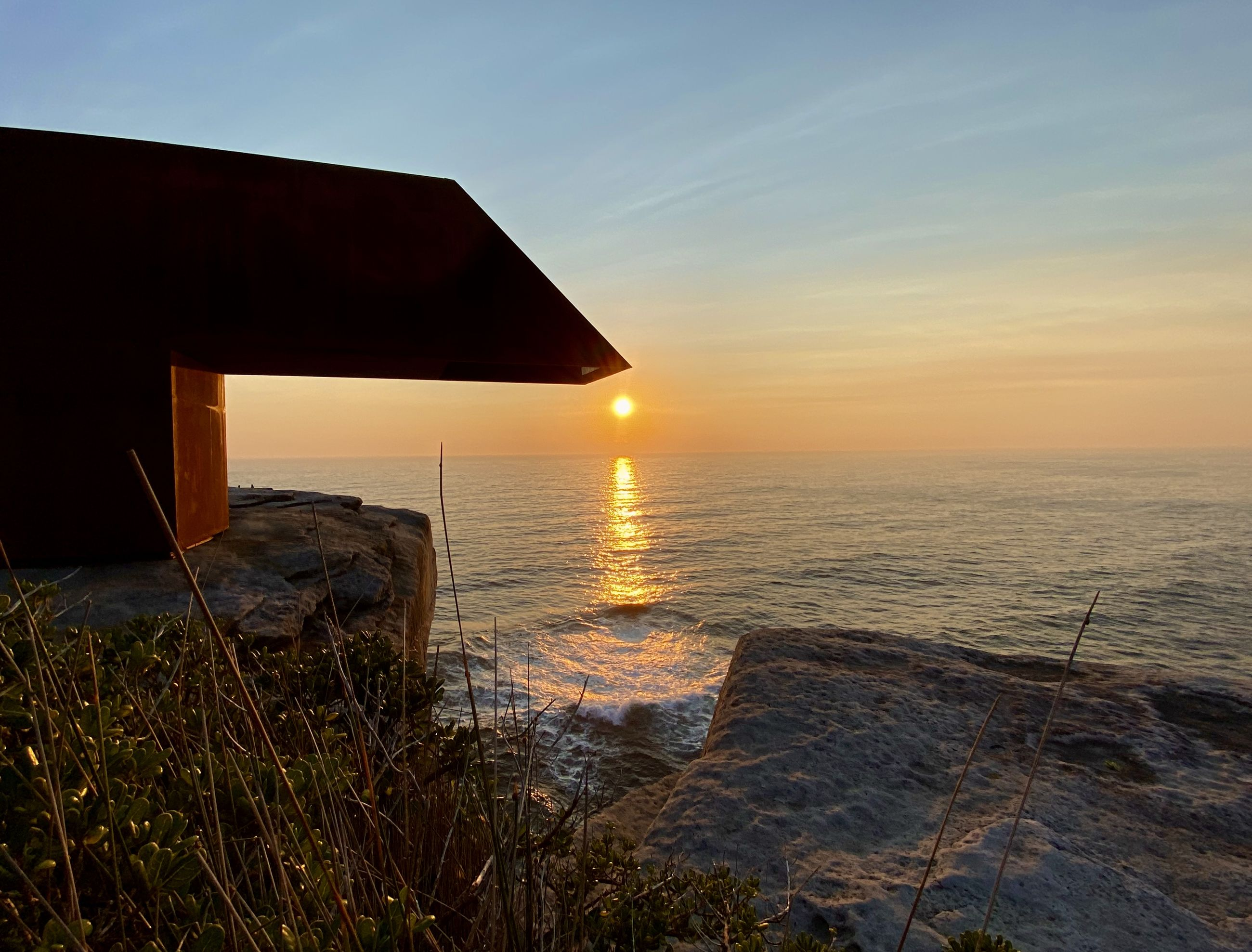 sea, sky, sunset, water, horizon, horizon over water, scenics - nature, beauty in nature, sun, tranquility, nature, tranquil scene, beach, land, built structure, architecture, no people, idyllic, orange color, outdoors