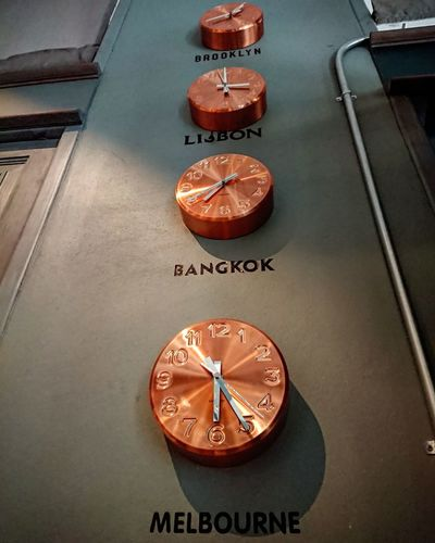 Text Time Communication No People Business Finance And Industry Clock Night Indoors  Clock Face Roman Numeral City Minute Hand Close-up