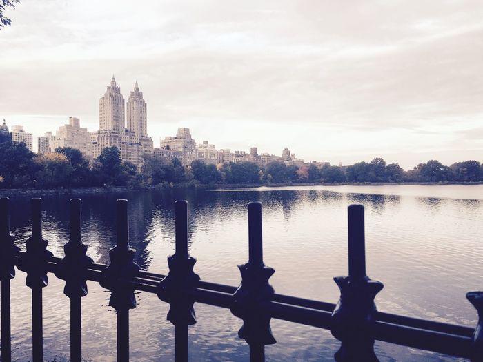 The love for New York is unreal CentralPark ilovenewyork