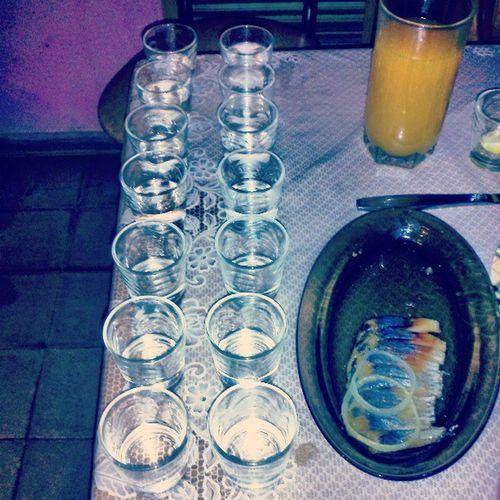 Друга провожали! кафе пьем проводы выпивка питье водка рюмка рюмки drink drinks vodka russian