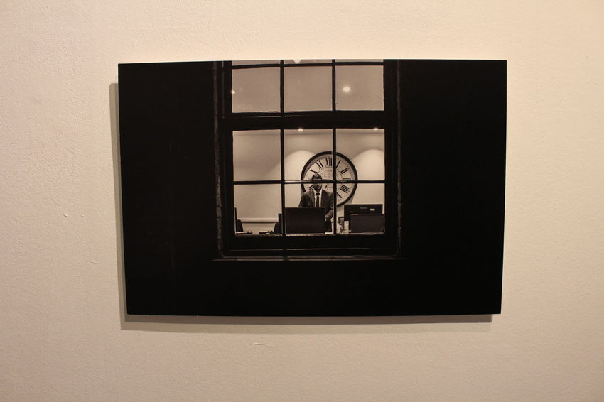 Israel Haifa Israel Black Indoors  Art Modern Photography Hanging Entertainment Made By Me Camera Wall Light And Shadow Window Hotel Art Is Everywhere ArtWork Museum Of Modern Art Canon Grey Hotel Window Nightlife No Privacy Watching Motel Window Sill Stained Glass Square Shape Office Building