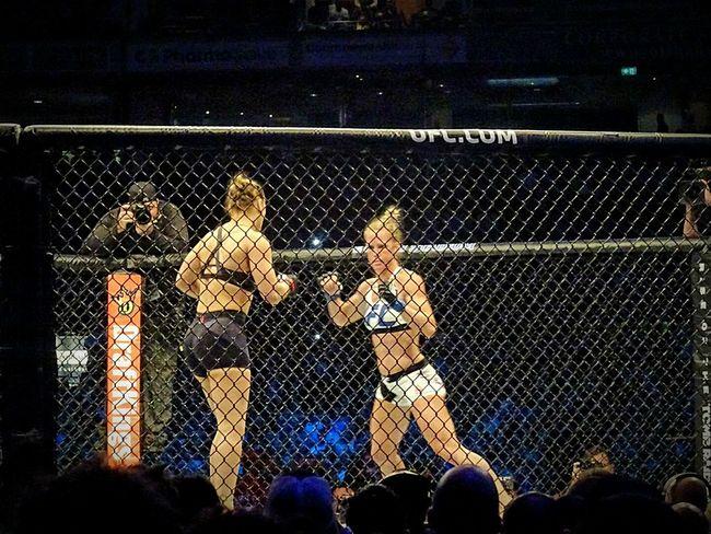 UFC UFC193 RondaRousey Hollyholm MMA 👊✊ New Champion Rises