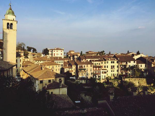 Una domenica di passeggio Asolo Veneto Borghipiúbelliditalia
