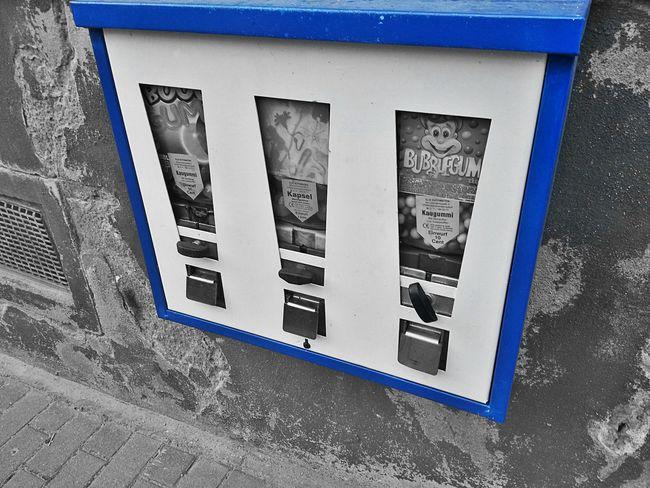 Kaugummiautomaten Colorsplash Bubblegum Automat
