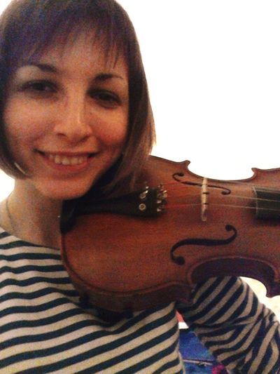 Me And My Violin Music My Life