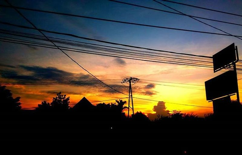 The colour of sunset @gadgetgrapher_riau @gadgetgrapher_kepri Gg_telusurriau Gg_telusurkepri Sunset