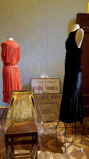 Mise En Scene Museum Palazzo Pitti Haute Couture Fashion Italy Italia Florence Firenze No People Dress Indoors  Fashion Stories Visual Creativity The Fashion Photographer - 2018 EyeEm Awards