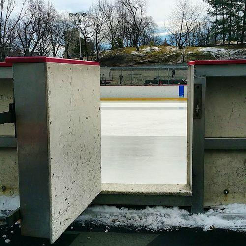 Lasker Rink Ice Skating Central Park Showcase March