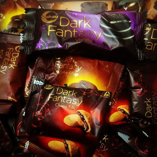 Happiness is Dark Fantasy. Gift Chocofills