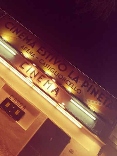 Cinematography Cinematic CinemaTime Cinema Poster La Pineta