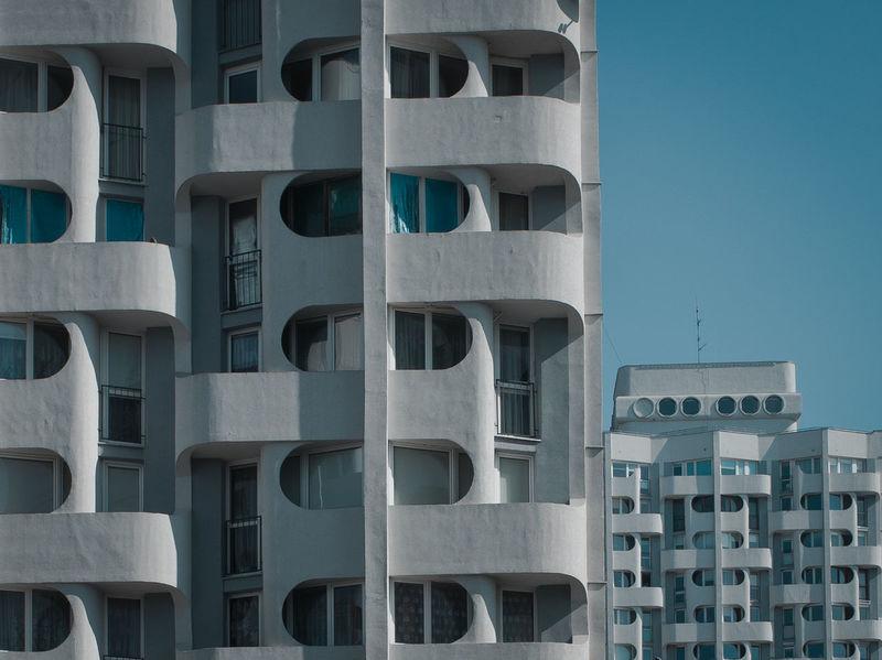 Façade Architecture Brutalism Building Exterior Built Structure City Day Exterior Facades No People Outdoors Urban