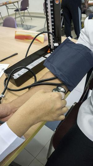 blood pressure checks Blod Pressure Check Up Conservation Doctor  Finger Hend Medical Care Nuse Stethoscope