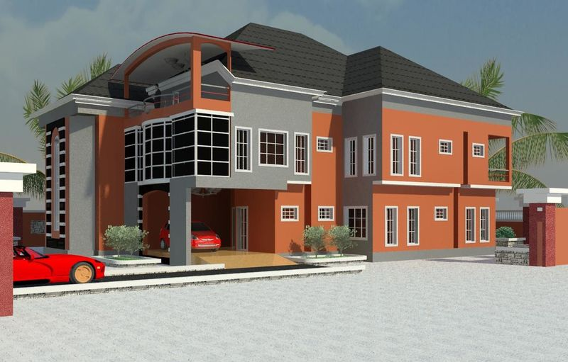 My Revit design