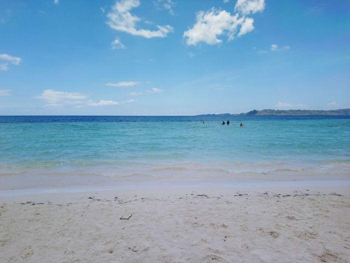 Inasakan Beach,