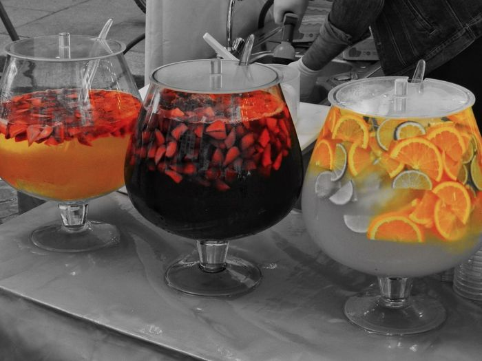 Black And Colors Day Drinking Glass Drinks Food And Drink Freshness Longdrink Glass No People