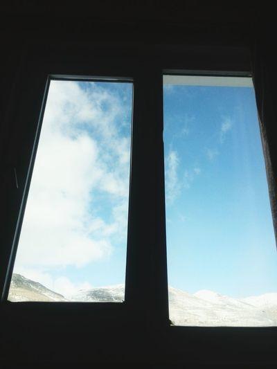 Window Doormitor rest Relaxing