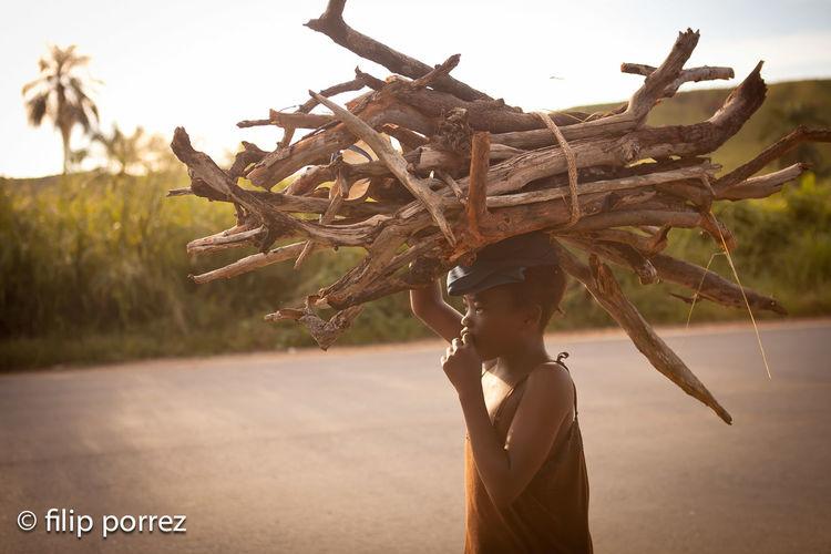 Carrying Congo