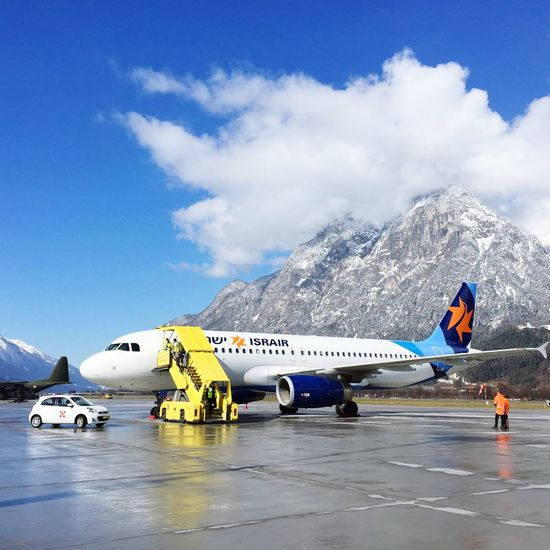 Airport Aviation Austria Innsbruck Mountains Nature From My Point Of View Check This Out Enjoying Life Traveling