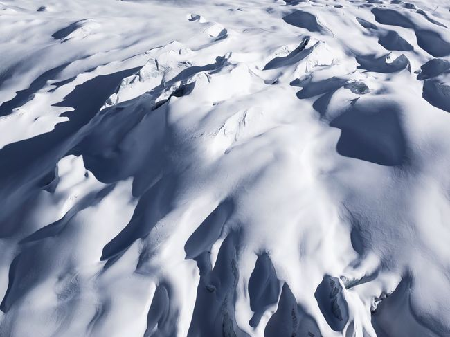 View on glacier - Feegletscher View From Above Glacier Swiss Alps Cold Cold Temperature Winter Nature Snow Frozen Tranquility Beauty In Nature Day Outdoors Ice Scenics Full Frame Tranquil Scene Iceberg Sunlight