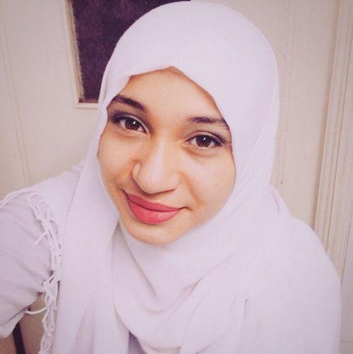 Hidjab First Eyeem Photo Beautiful ♥ Confidence  White Muslim