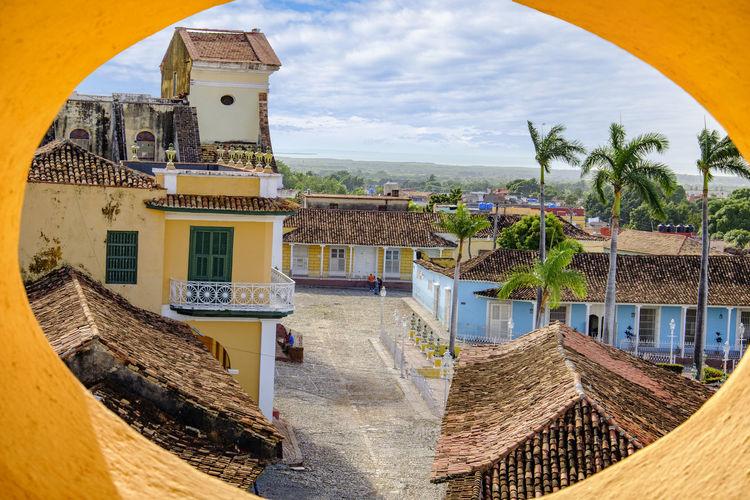 Trinidad from