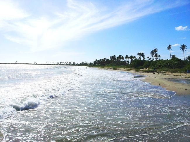 Beach Sea Water Sky Landscape Sand Scenics Tourism Vacations Tranquility Nature Travel Destinations Swimming No People Cloud - Sky Blue Summer Horizon Over Water Tourist Resort Beauty In Nature Beachonly Mixyourselfagoodtime Mezzomix Yourmission