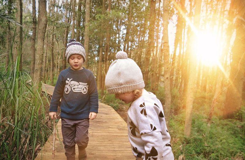 Childhood Child Offspring Hat Tree