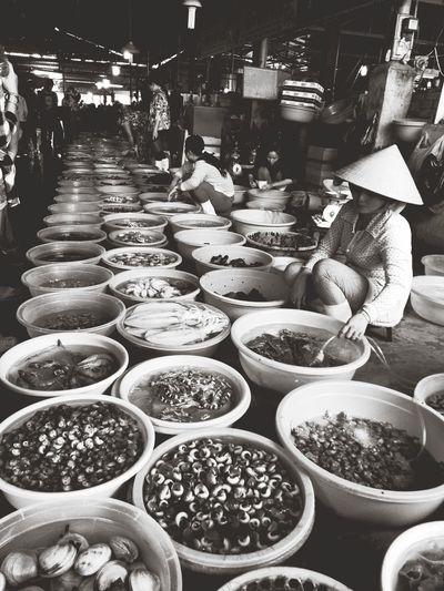 Sea marketHi! First Eyeem Photo