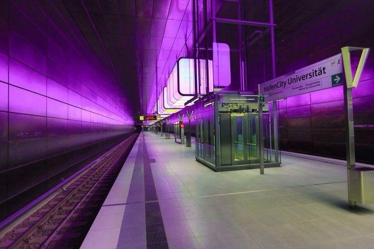 Architecture Underground Creativity Taking Photos