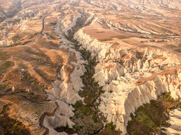 View from above of Cappadocia. Mountains Beautiful Geology Cappadocia Göreme Landscape Turkey View View From Above Perspectives On Nature Go Higher