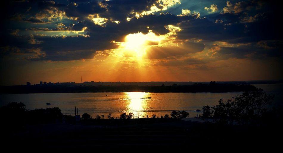 Sunset Ermidadombosco