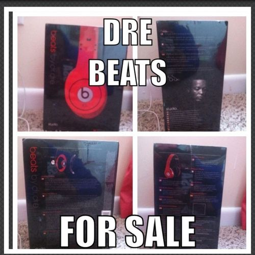 Beats For Sale $200 Hmu If You Interested (816)5090818