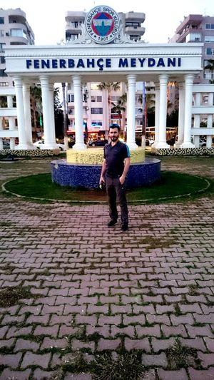 Fenerbahce  Sarılacivert Fenerbahçe Meydanı Thelove Mylifeisfenerbahçe