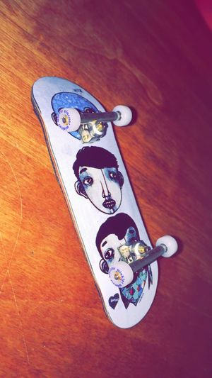Blackrivertrucks Berlinwood Fingerboard