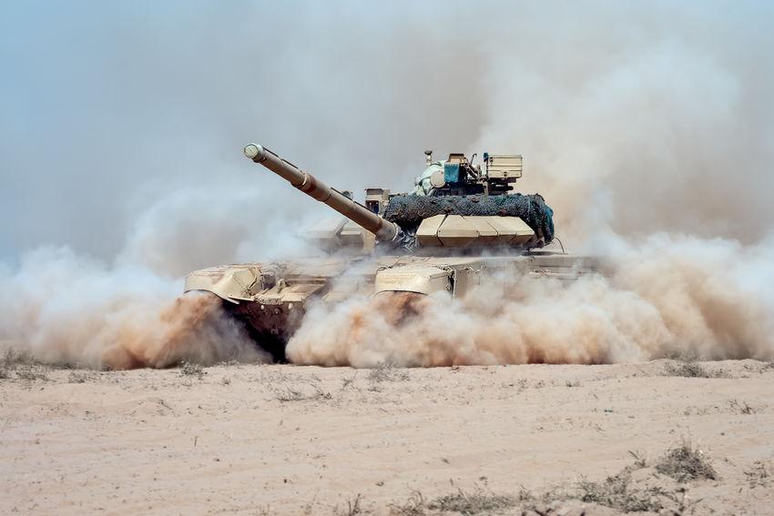 Tank Battle Gun Machine Syria  T90 Armored Army Artillery Camouflage Fire Military Outdoors Russian Shot Tank War
