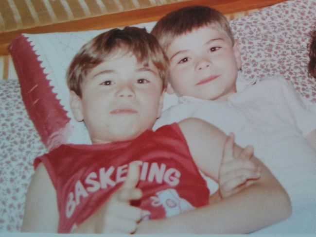 30 years ago my sons. 30 Years Sons My Baby My Baby Boy ankara, turkey Oldfotography Old Foto  Oldfoto ı Love My Son