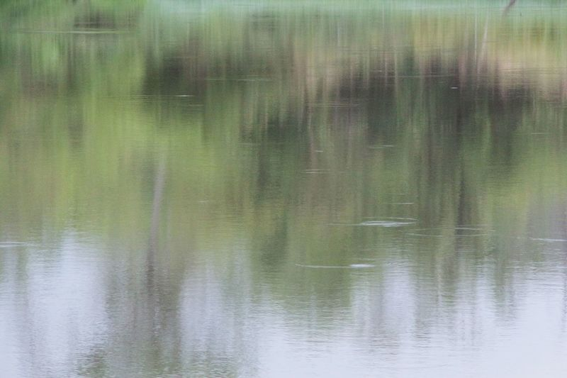 Reflection Calm Lake Watercolor Nature Beauty In Nature Detail Abstract Fine Art Pivotal Ideas