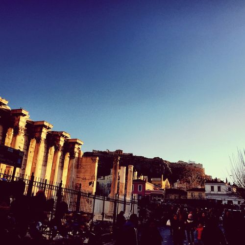 In monastiraki square First Eyeem Photo Ath Athens Athens, Greece