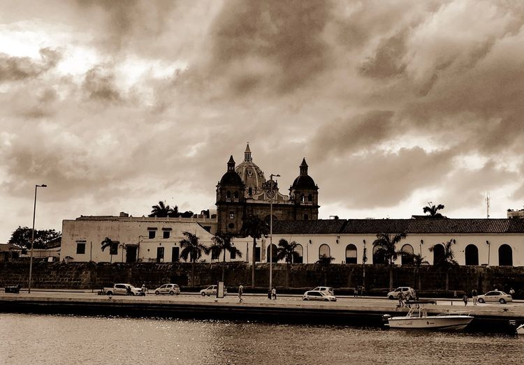 Architecture Sky Built Structure Cloud - Sky Building Exterior Place Of Worship Nautical Vessel Water Religion Spirituality Transportation River Mode Of Transport Waterfront Travel Destinations Outdoors Day Dome City Nature EyeEmNewHere