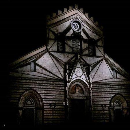 Messina Italia Italy Sicily Sicilia Duomo Duomodimessina Kernel Church Notte Night