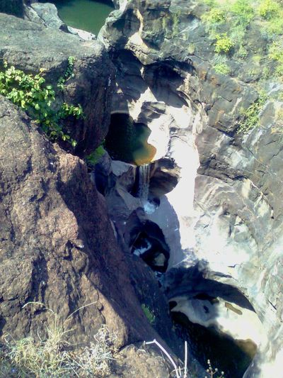 Day Outdoors Water Waterfall Western Ghats India Ajantha Caves Maharashtra India An Eye For Travel