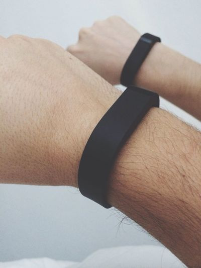 Our Fitbit's