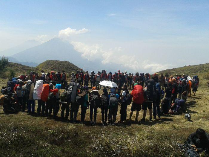 Semangat pemuda Indonesia